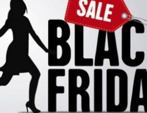 Black Friday : une opération à ne pas manquer à l'institut !